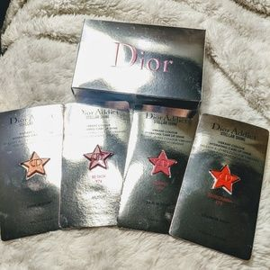 Dior Addict Stellar Shine - 4 color lip palette